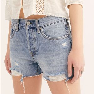 NWT We The Free Sofia Shorts